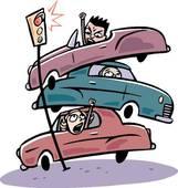 Vous arrivez le premier sur les lieux d'un accident, vous faites quoi?