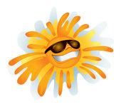 A la plage, le soleil brille très fort et l'indice UV est très élevé, que puis-je mettre pour me protéger ?
