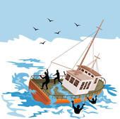 Connaissez-vous le numéro d'appel V.HF. pour le secours en mer  ?