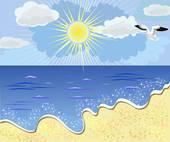 Où se situe la plage de Pampelonne ?