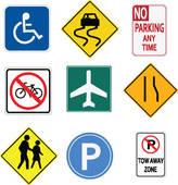 Dans le code de la route, un panneau rond avec fond rouge et rectangle blanc au milieu signifie ?