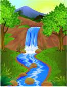 Les eaux de sources naturelles proviennent elles exclusivement de grandes sources naturelles ?