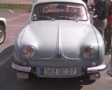 Quel est le modèle de ce véhicule ?