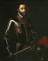 Charles Quint fut roi de ?