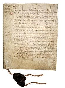 En quelle année fut signé l'édit de Nantes ?