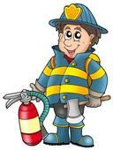 Un chef d'équipe sécurité incendie est ?