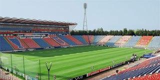 Quelle est la capacité de ce stade (Steaua Bucarest ROUMANIE ) ?