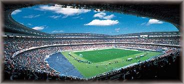 Quelle est la capacité de ce stade (Yokohama Full JAPON ) ?