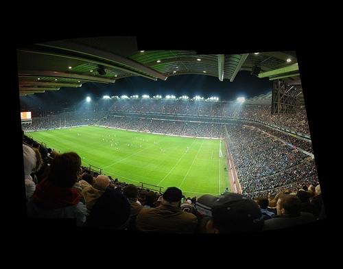 Quelle est la capacité de ce stade (Croke Parc IRLANDE) ?
