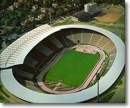 Quelle est la capacité de ce stade (Crvena Zvezda SERBIE) ?