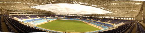 Quelle est la capacité de ce stade (Estadio Monumental Maturi VENEZUELA) ?
