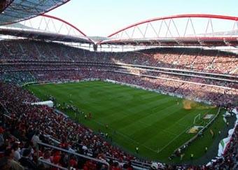 Quelle est la capacité de ce stade (Lisbonne Luz PORTUGAL) ?