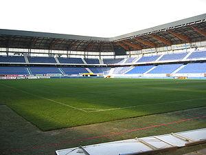 Quelle est la capacité de ce stade (stade Bonal SOCHAUX) ?