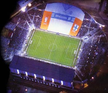 Quelle est la capacité de ce stade (stade Vélodrôme MARSEILLE) ?